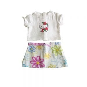 hello kitty American Girl Doll Clothes Interchangeable For Sale