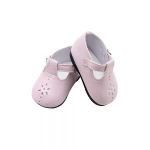 PU doll shoes
