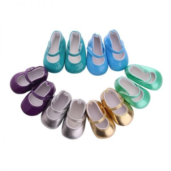 18'' doll shoes