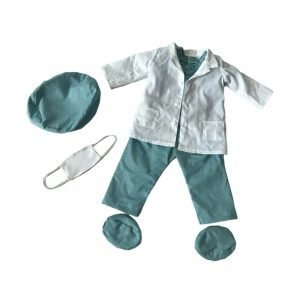 Doctor Doll Clothes Set
