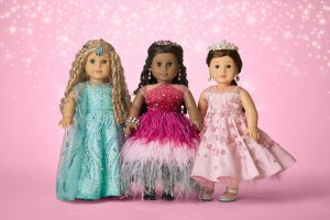 American girl doll auction